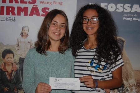 """Concurso Cineliterário: Duas Amigas com """"Três irmãs"""""""