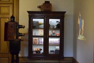 Visita à Casa Museu de Vilar 12 AV CLH1 CT1 7 FEV 071