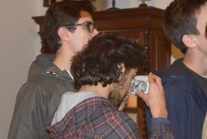 Visita à Casa Museu de Vilar 12 AV CLH1 CT1 7 FEV 115