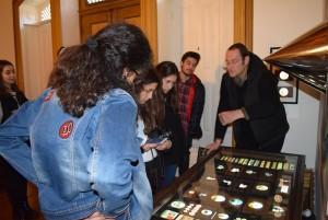Visita à Casa Museu de Vilar 12 AV CLH1 CT1 7 FEV 130