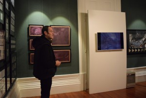 Visita à Casa Museu de Vilar 12 AV CLH1 CT1 7 FEV 162