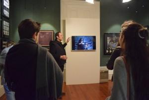 Visita à Casa Museu de Vilar 12 AV CLH1 CT1 7 FEV 176