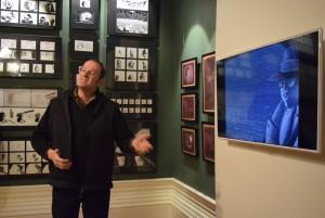 Visita à Casa Museu de Vilar 12 AV CLH1 CT1 7 FEV 192
