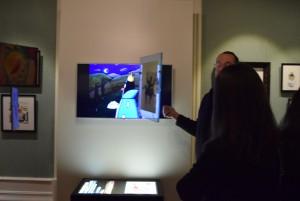 Visita à Casa Museu de Vilar 12 AV CLH1 CT1 7 FEV 234