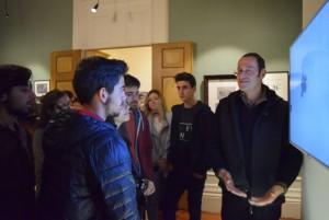 Visita à Casa Museu de Vilar 12 AV CLH1 CT1 7 FEV 293