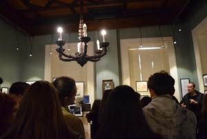 Visita à Casa Museu de Vilar 12 AV CLH1 CT1 7 FEV 316