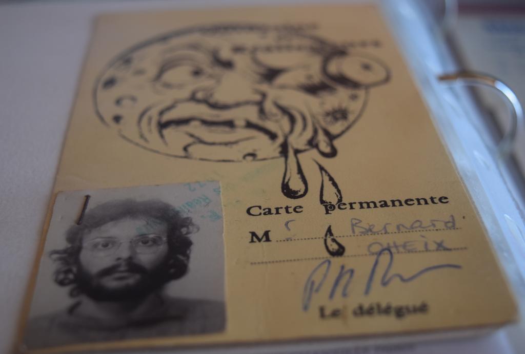 2 Carte Bernard O