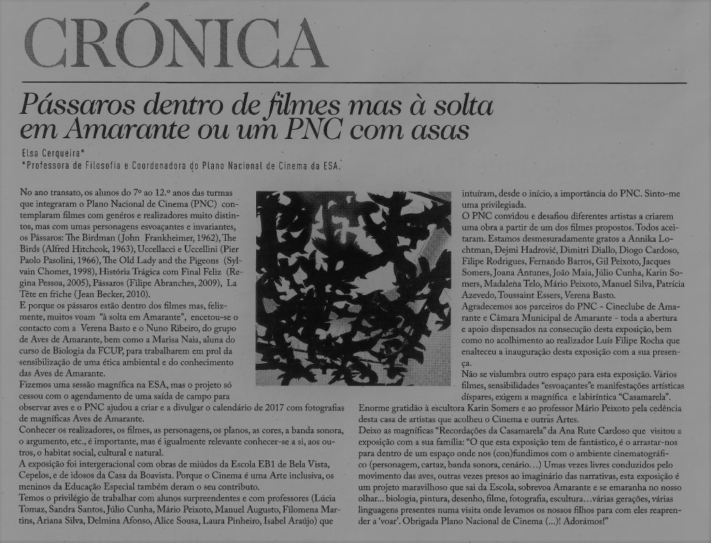Jornal Flor do Tâmega 24 de Outubro 2017 ano5