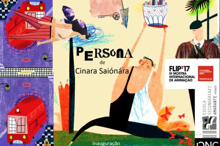 """Exposição """"PERSONA"""" de Cinara Paralta Pisco"""