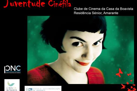 JUVENTUDE CINÉFILA : Clube de Cinema da Casa da Boavista, Residência Sénior