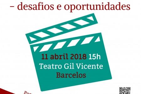 Seminário: Cinema e Educação – desafios e oportunidades