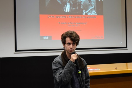 """João Mendes Pinto apresenta """"E assim se foi a Esperança"""""""