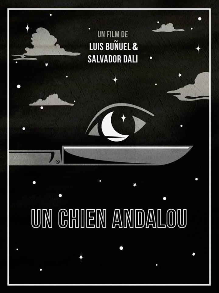 Un Chien Andalou (1929) Directed by Luis Buñuel