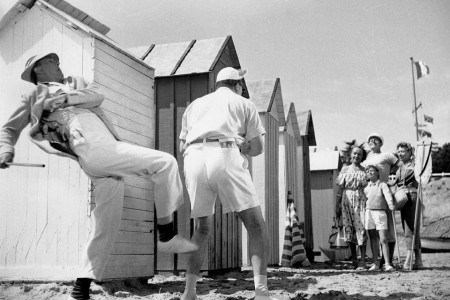 As férias do Sr. Hulot , Jacques Tati