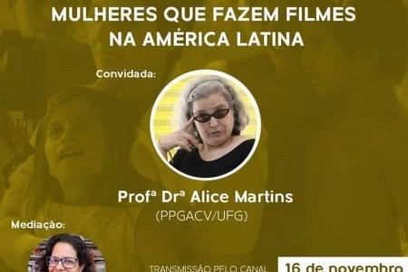 Mulheres que fazem Filmes na América Latina