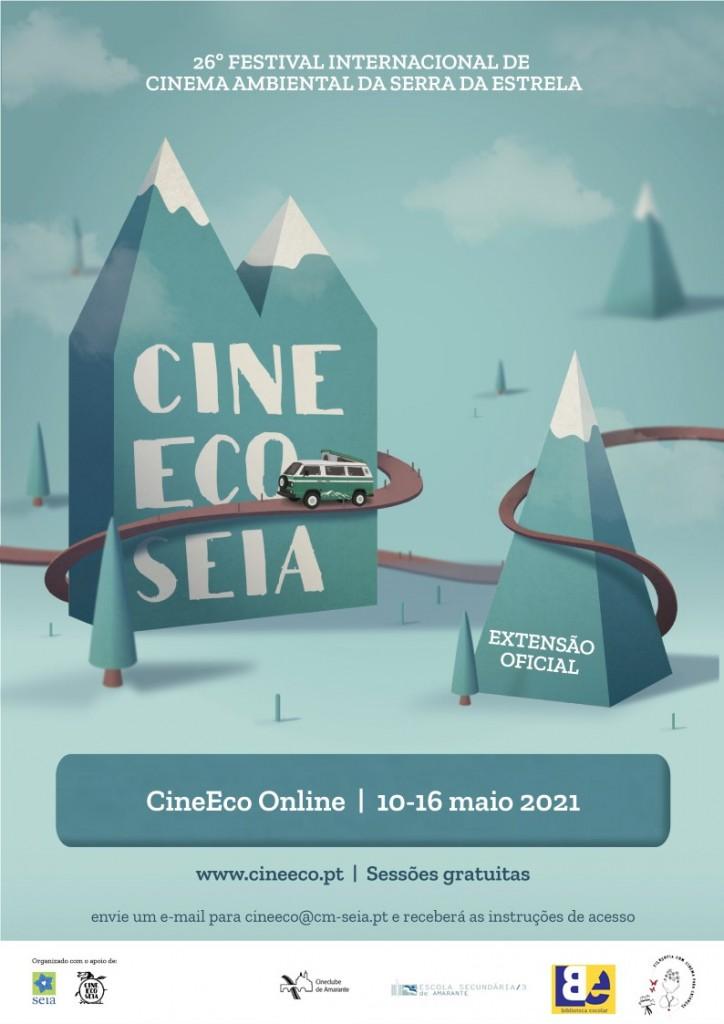 CARTAZ CineEcoOnline 2021